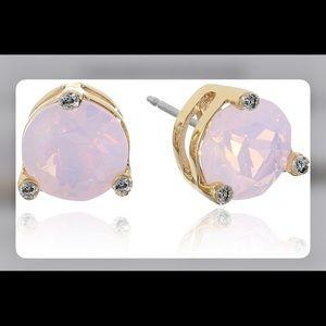Kate spade rise snd shine opal glitter studs new!